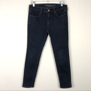 American Eagle Outfitters Blue Jeggings